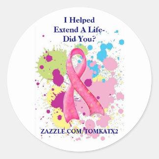 EXTEND A LIFE Sticker 2