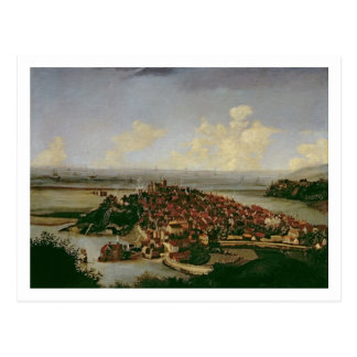 Extensive view of Rye Postcard