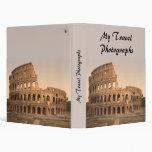 Extérieur du Colosseum, Rome, Italie