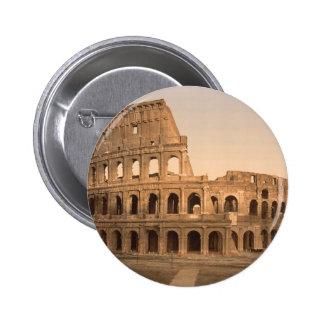 Extérieur du Colosseum Rome Italie Pin's