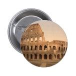 Extérieur du Colosseum, Rome, Italie Pin's