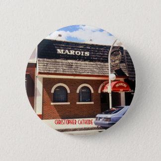 exterior2, CHRISTOPHER CATHODE 2 Inch Round Button