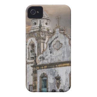 Exterior Facade Antique Colonial Church Olinda Case-Mate iPhone 4 Cases
