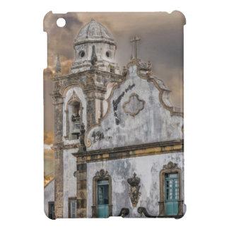 Exterior Facade Antique Colonial Church Olinda iPad Mini Case