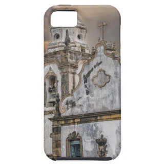 Exterior Facade Antique Colonial Church Olinda iPhone 5 Cover