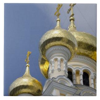 Exterior of Saint Alexander Nevsky Cathedral 3 Ceramic Tiles