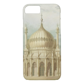 Exterior of the Saloon from Views of the Royal Pav iPhone 7 Case