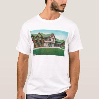 Exterior View of Glen TavernSanta Paula, CA T-Shirt