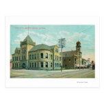 Exterior View of the Court HouseSanta Cruz, CA Postcard