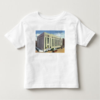 Exterior View of the Post Office # 2 T-shirts