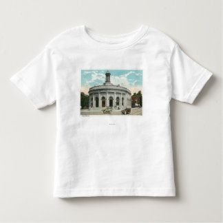 Exterior View of the Post Office 2 Toddler T-shirt