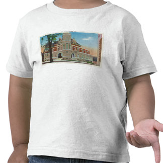 Exterior View of the Post Office 3 T Shirt