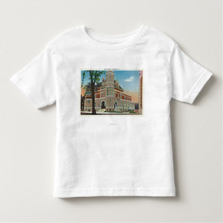 Exterior View of the Post Office 3 Tshirts
