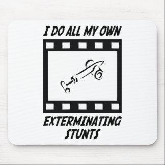 Exterminating Stunts Mouse Mat
