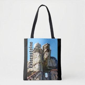 Externsteine II, 03.T.02 Teutoburg Forest Tote Bag
