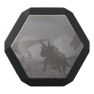 Extinction of dinosaurs - 3D render Black Bluetooth Speaker