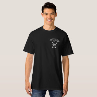 Extra black t-shirt long Sons Of The Clouds