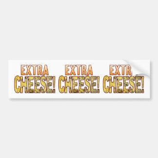 Extra Blue Cheese Bumper Sticker