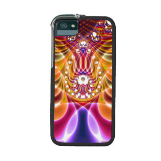 Extra-dimensional Undulations V6 Graft iPhone 5/5S iPhone 5 Cases
