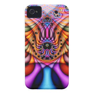 Extra-dimensional Undulations V 1  iPhone 4 Case