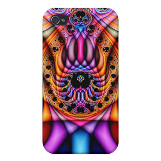 Extra-dimensional Undulations V 1  Savvy iPhone 4 Cover For iPhone 4