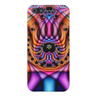 Extra-dimensional Undulations V 1  Savvy iPhone 5 Case For The iPhone 5