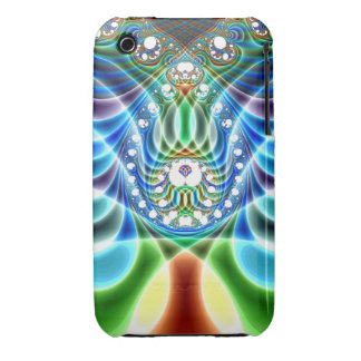Extra-dimensional Undulations V 3  iPhone 3 Case