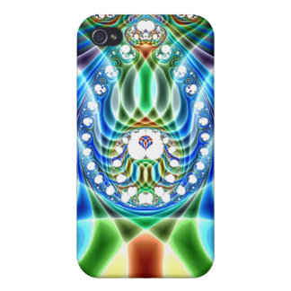 Extra-dimensional Undulations V 3  Savvy iPhone 4 iPhone 4 Case