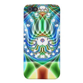 Extra-dimensional Undulations V 3 Savvy iPhone 5 Cases For iPhone 5