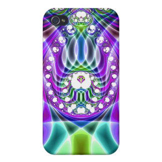 Extra-dimensional Undulations V 4  Savvy iPhone 4 iPhone 4/4S Cover