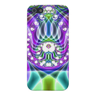 Extra-dimensional Undulations V 4  Savvy iPhone 5 Case For The iPhone 5