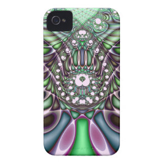 Extra-dimensional Undulations V 7  iPhone 4 Case