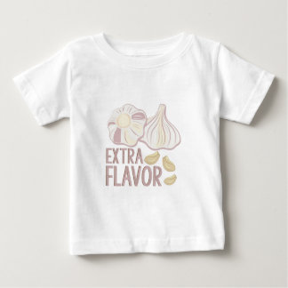 Extra Flavor Baby T-Shirt