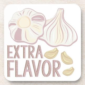 Extra Flavor Beverage Coaster
