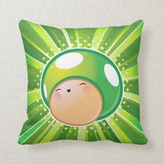 Extra Life Mushroom American MoJo Pillows