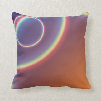 Extra Planetary Throw Pillow