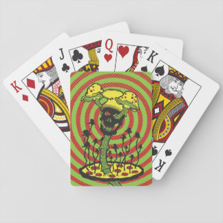 Extra Shroomz Playing Cards