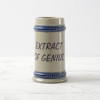 EXTRACT OF GENIUS MUG