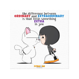 Extraordinary You Print