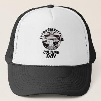 Extraterrestrial Culture Day - Appreciation Day Trucker Hat