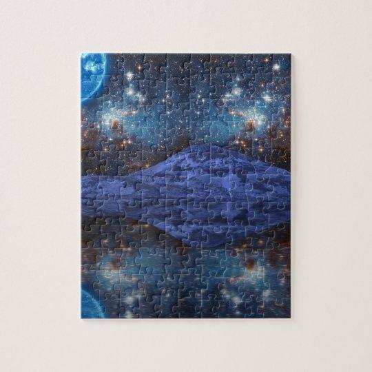 Extraterrestrial Fantasy Jigsaw Puzzle