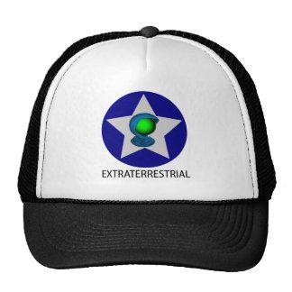 EXTRATERRESTRIAL TRUCKER HAT