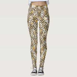 Extravagant fashionable put-went for women leggings