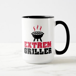 Extrem Griller Mug