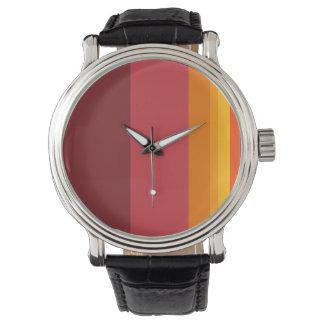 Extreme Autumn Coloured Watch