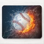 Extreme Baseball Mousepad