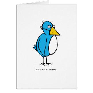 Extreme Beakover Card