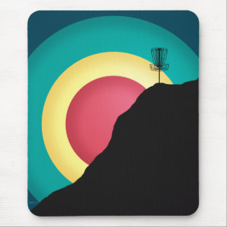 Extreme Disc Golf Mouse Pad