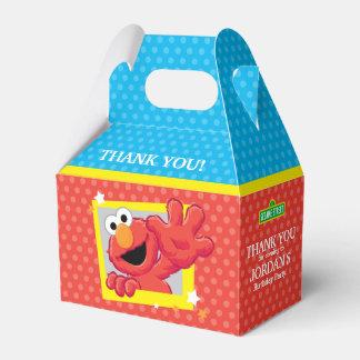 Extreme Elmo Birthday Wedding Favor Boxes
