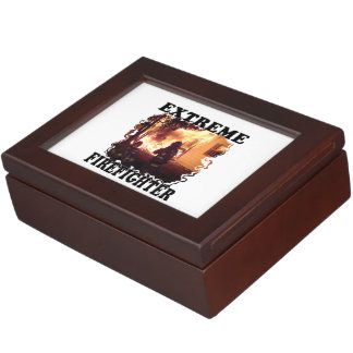 Extreme Firefighter Memory Boxes